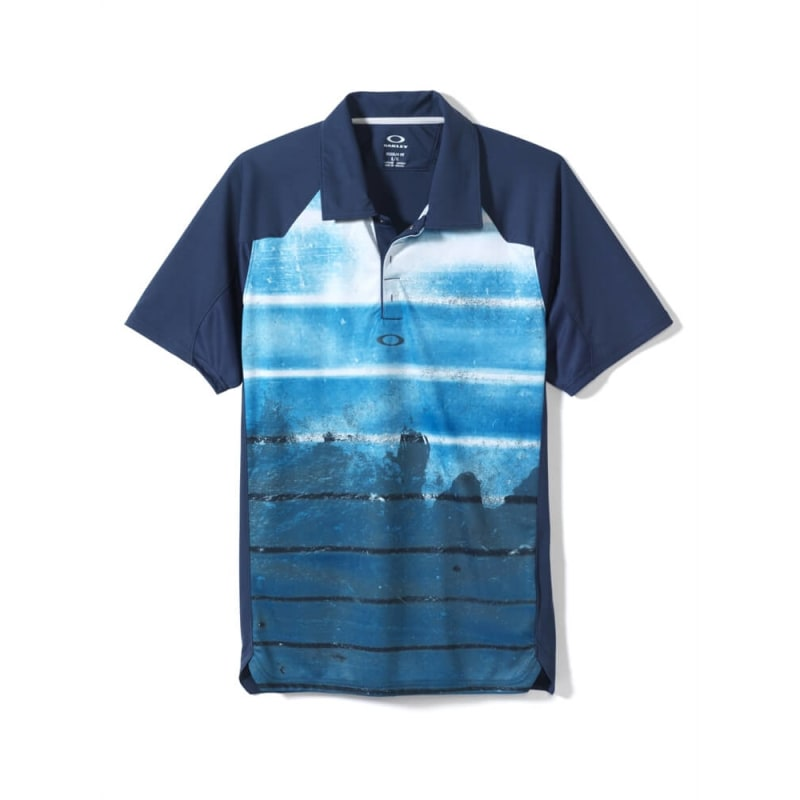 Oakley Short Sleeve Elwell Polo
