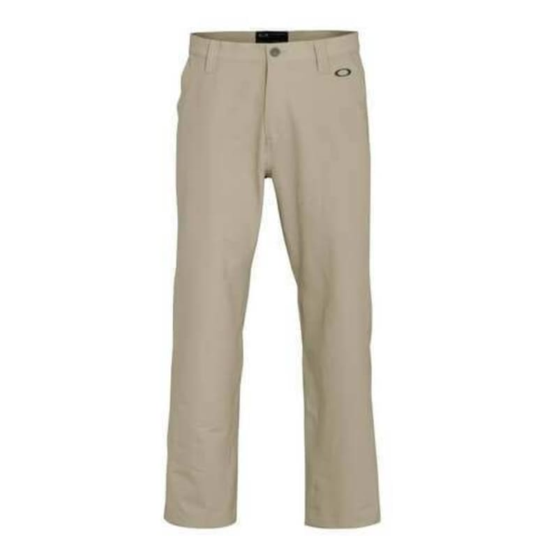 Oakley Take Golf Trousers - Cream