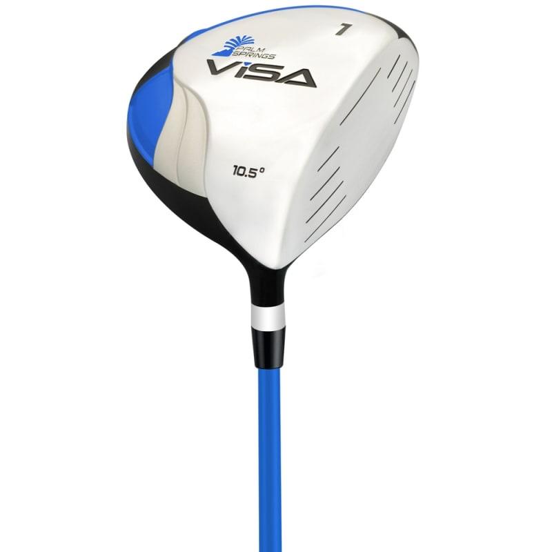 Palm Springs Golf Visa V2 Mens All Graphite Club Set & Bag #1