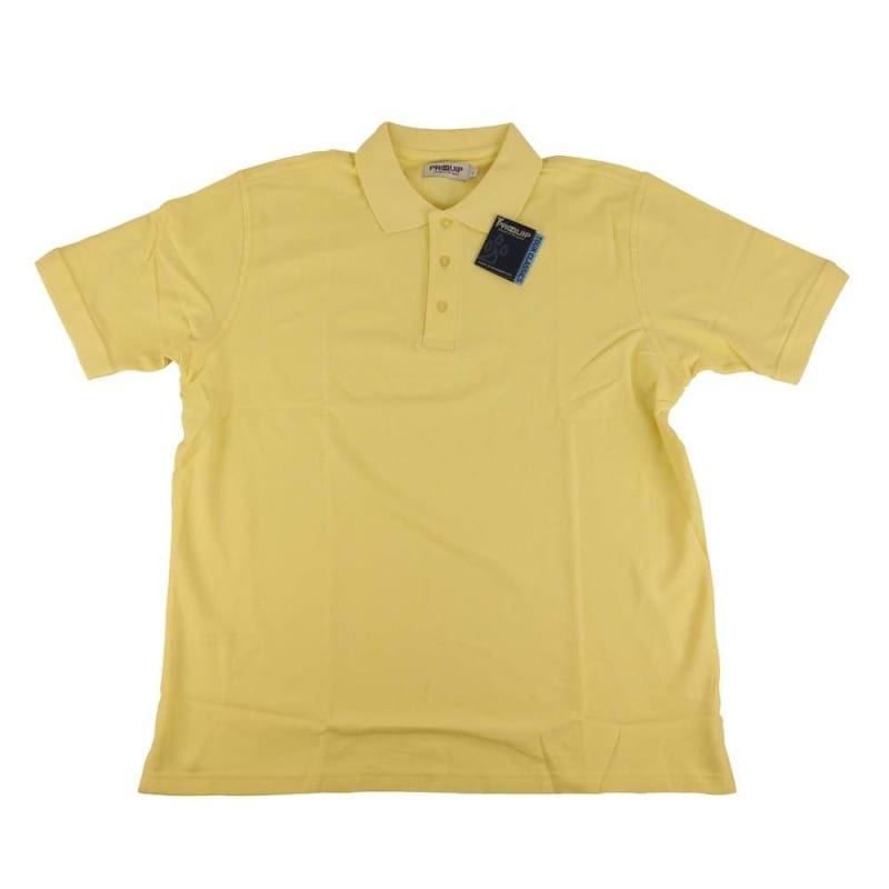 ProQuip Deluxe Cotton Pique Golf Polo Shirt