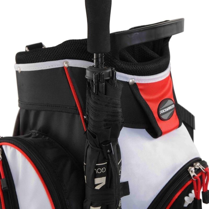 Prosimmon Tour 14 Way Cart Golf Bag #8