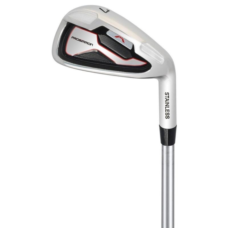 Prosimmon Golf X9 V2 Graphite/Steel Clubs Set & Bag - Mens Right Hand #4