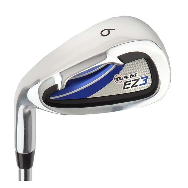 Ram Golf EZ3 Mens Left Hand Iron Set 5-6-7-8-9-PW - FREE HYBRID INCLUDED #5