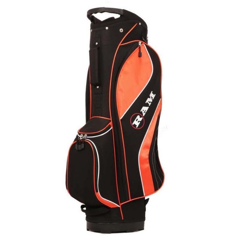 Ram Golf Pro Series Men's Trolley/Cart Golf Bag
