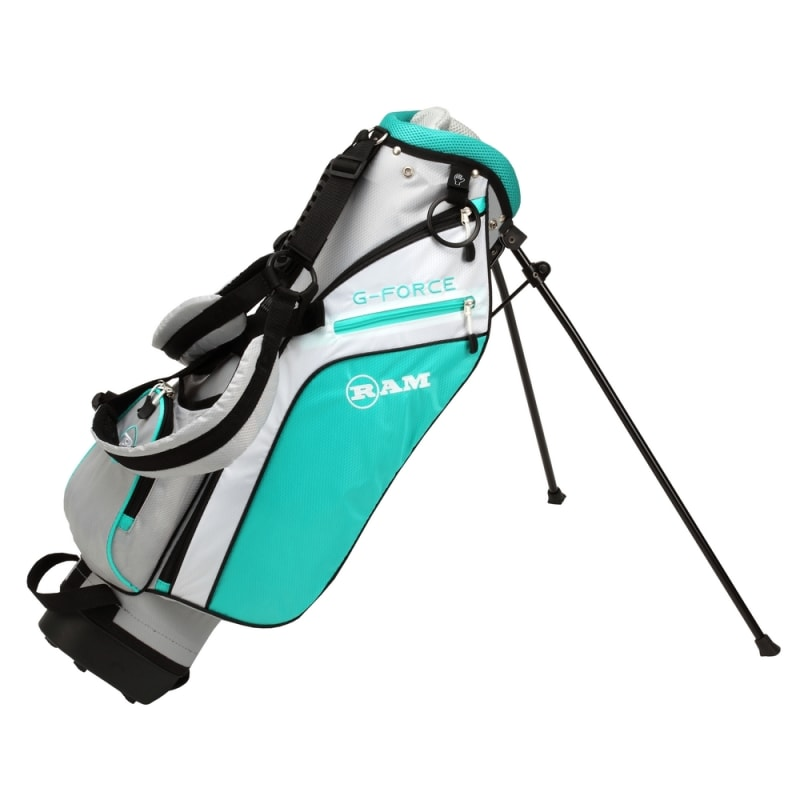 Ram Golf Junior G-Force Girls Golf Clubs Set with Bag - Lefty Age 7-9 #6