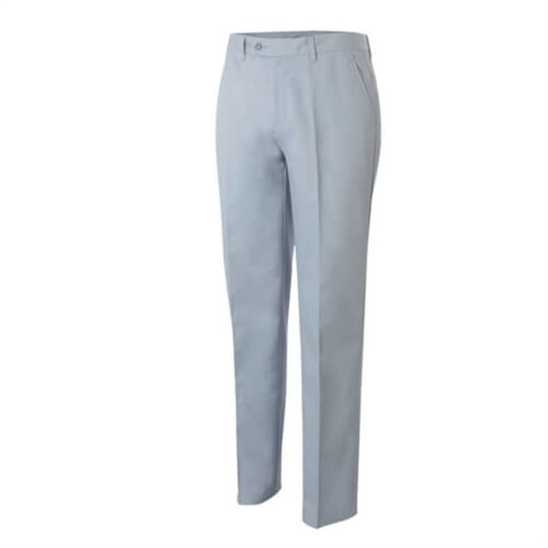 Ashworth Flat Front Trousers Grey