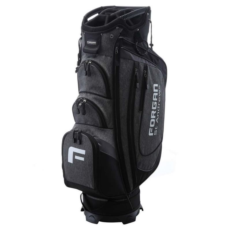 OPEN BOX The Country Club by Forgan of St Andrews Deluxe Cart Bag with 14 Dividers