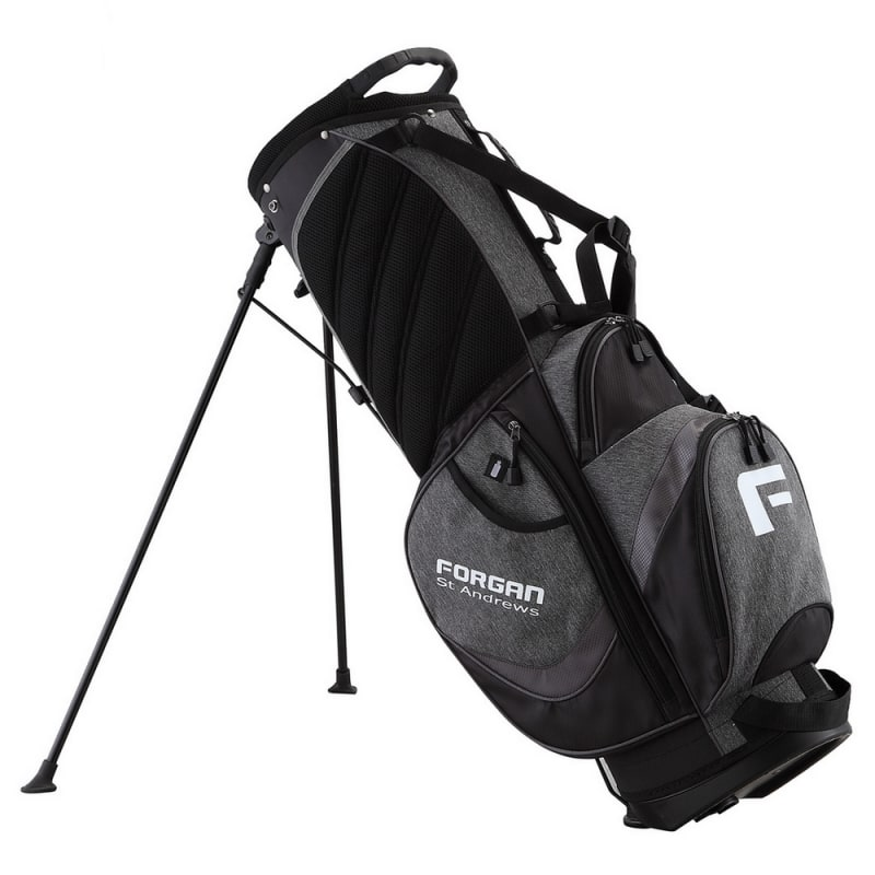 The Country Club by Forgan of St Andrews Deluxe Stand Carry Bag #