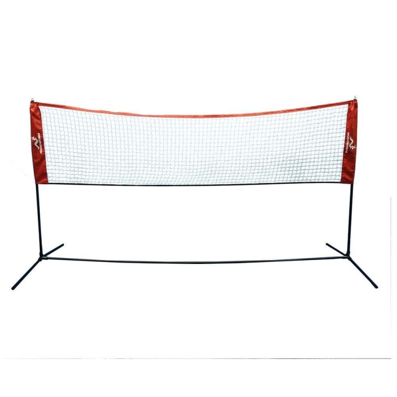 Woodworm 3mx 1.5m Portable Sports Net - Great for Badminton, Volleyball, Tennis and more