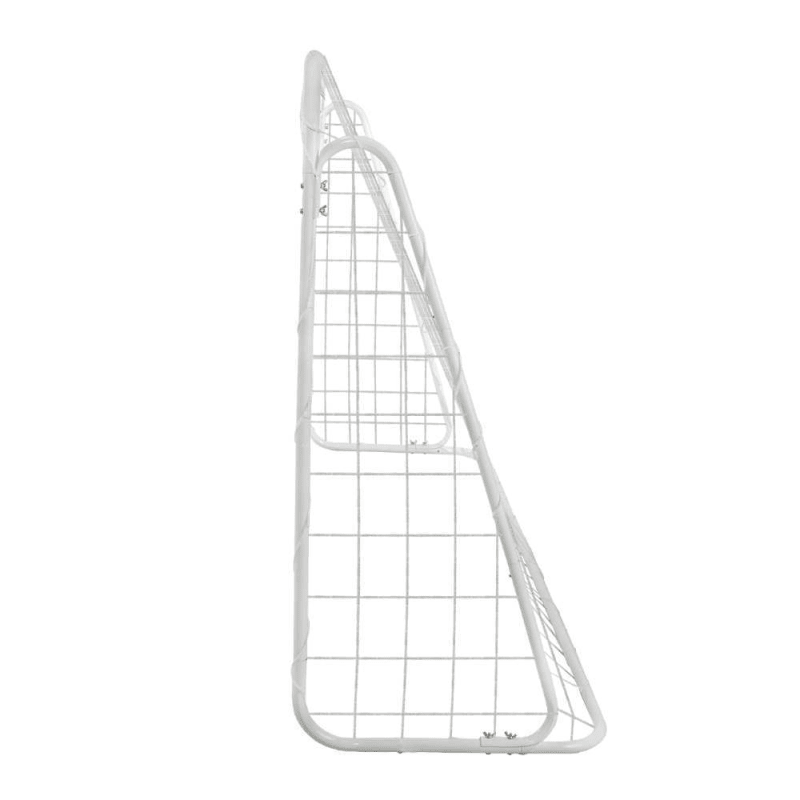 Woodworm Metal Soccer Goal - 6ft x 4ft Soccer Goal with Target Nets #3