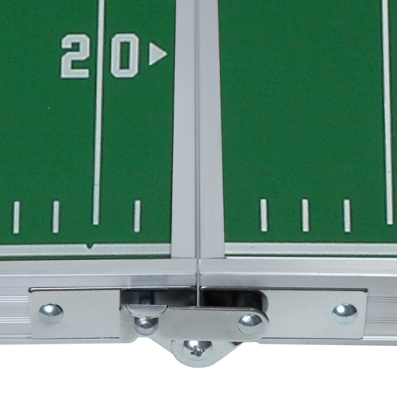 Zaap 8ft Tournament Size Folding Beer Pong Table - Football Field #3