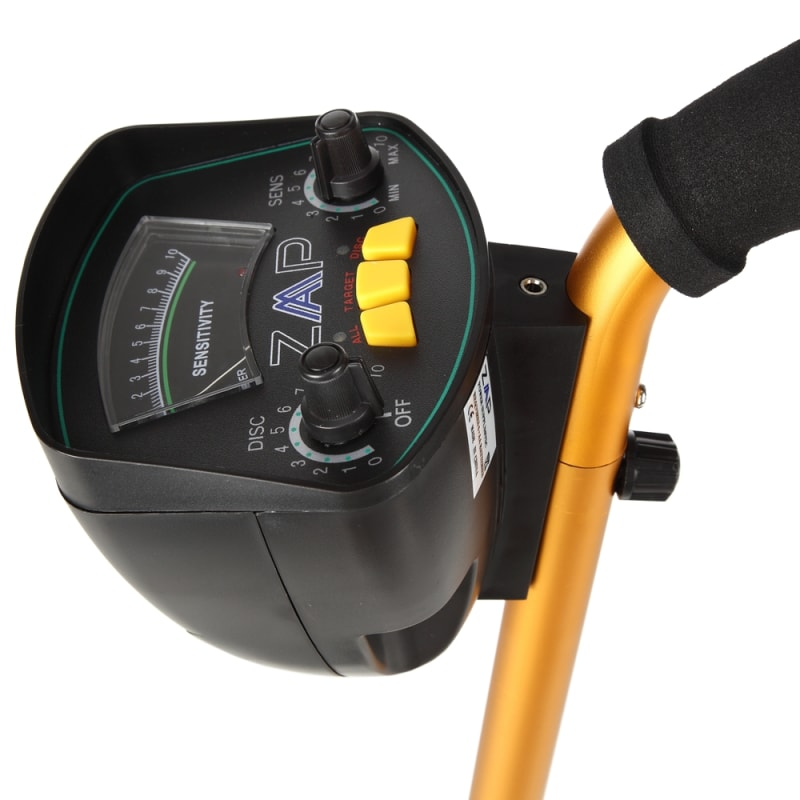 ZAAP Metal Detector with Waterproof Search Coil #4