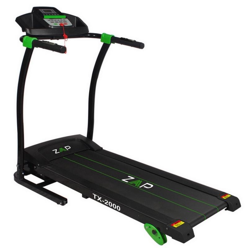 OPEN BOX  ZAAP TX2000 1100W Electric Motorized Treadmill