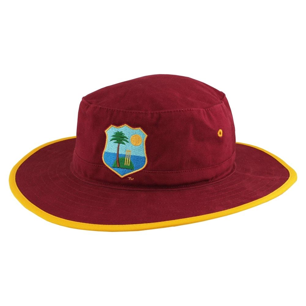 West Indies ODI Sun Hat Small - Woodworm Direct - Cricket f50d436d81f