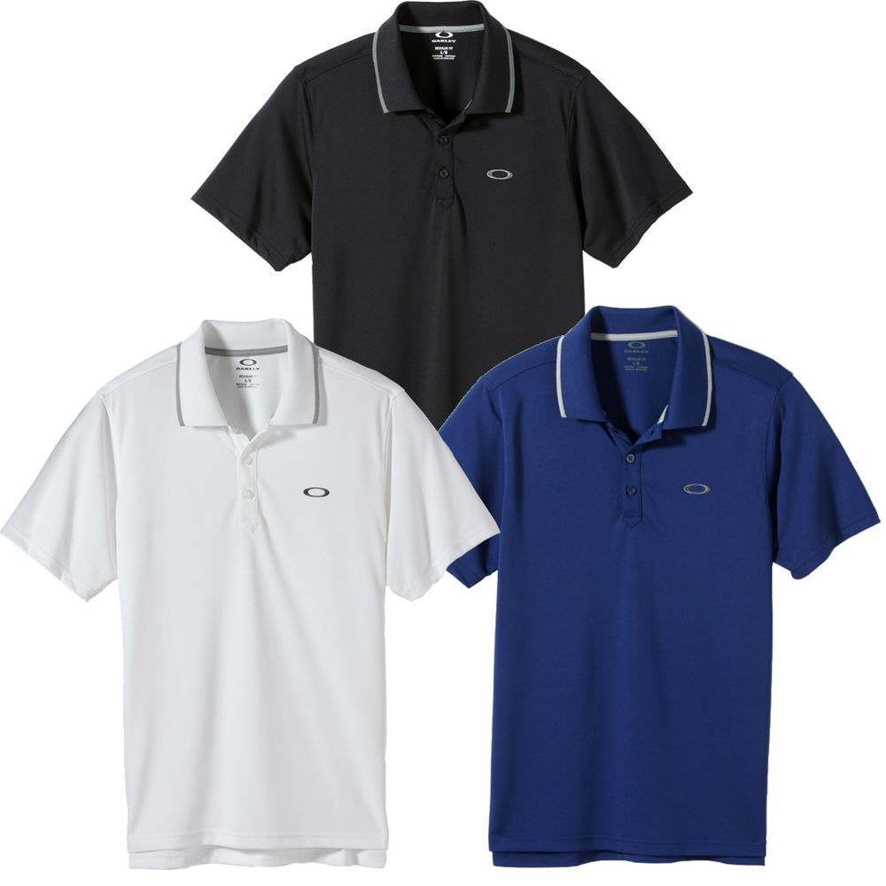 Oakley Standard Polo Shirt 3 Pack Small - The Sports HQ 78c9afae5bb
