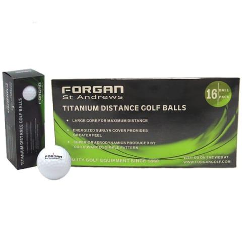 Forgan St Andrews TT 16 Golf Balls