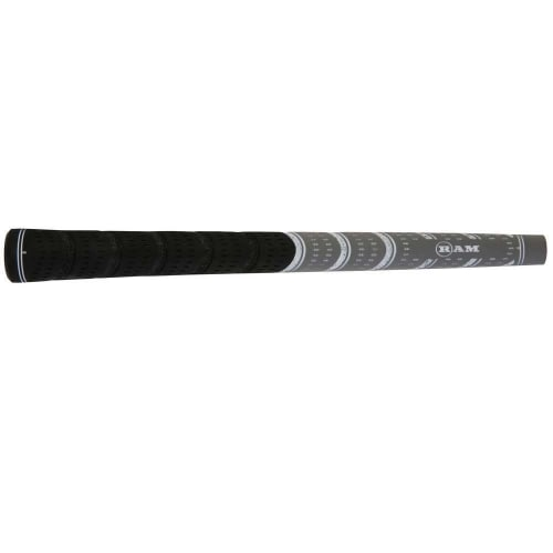 13 x Ram FX Standard Golf Grip- Black/Grey