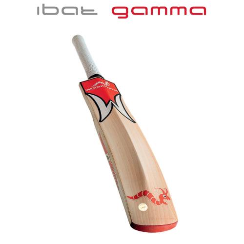 Woodworm iBat Cricket Bat Gamma