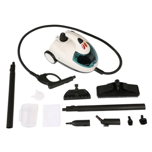 Homegear X300 Pro Multi-Purpose Steam Cleaner / Steamer for Windows, Floors, Cars and So Much More!