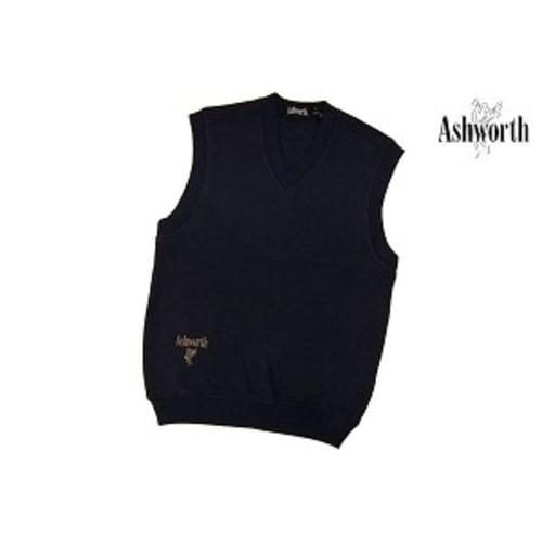 Ashworth Junior Fleece Slipover