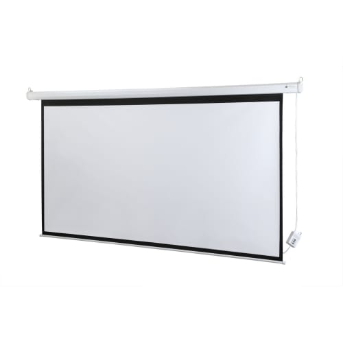 "Homegear 106"" HD Motorized 16:9 Projector Screen"