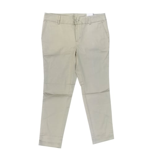 Ashworth Ladies Modern Golf Trousers Size 10 - Light Khaki