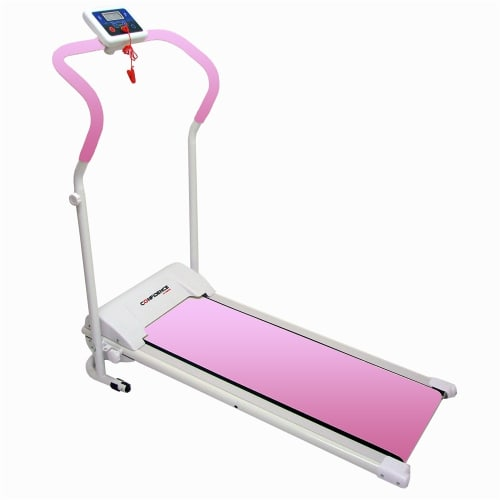 OPEN BOX Confidence Power Plus Treadmill Pink