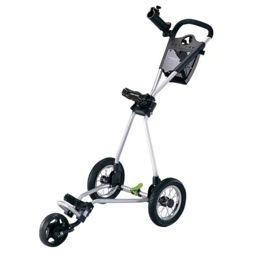 Stowamatic CONTINENTAL Aluminum 3 Wheel Golf Cart