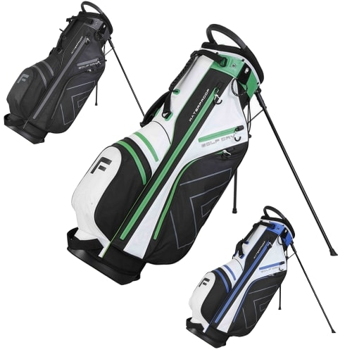 Forgan GolfDry Waterproof 14-Way Stand Bag