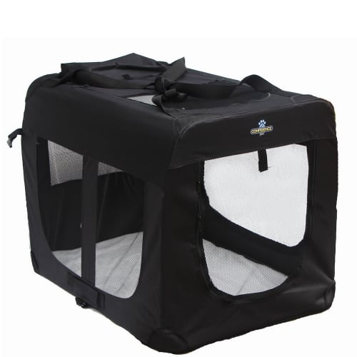 Confidence Pet Portable Folding Soft Dog Crate - Medium