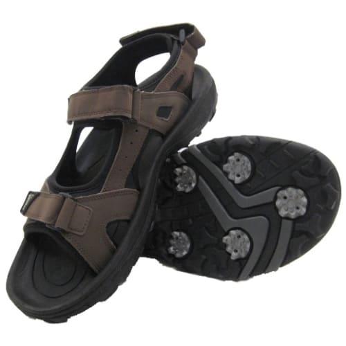 Palm Springs Mens Premium Golf Sandals