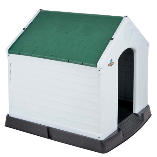 Confidence Pet Medium Waterproof Plastic Dog Kennel