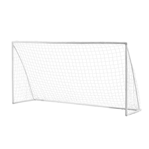 Woodworm 12' x 6' Portable Plastic Soccer Goal