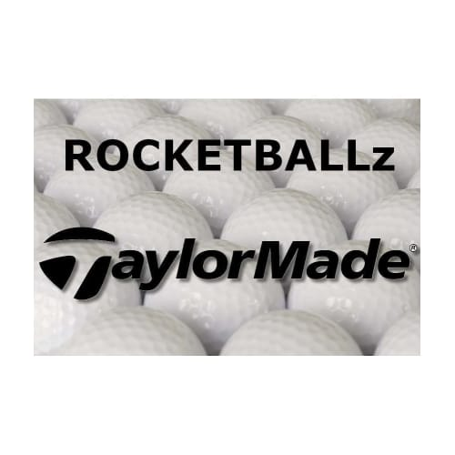 24 TaylorMade RocketBallz Golf Lake Balls - Grade AAA