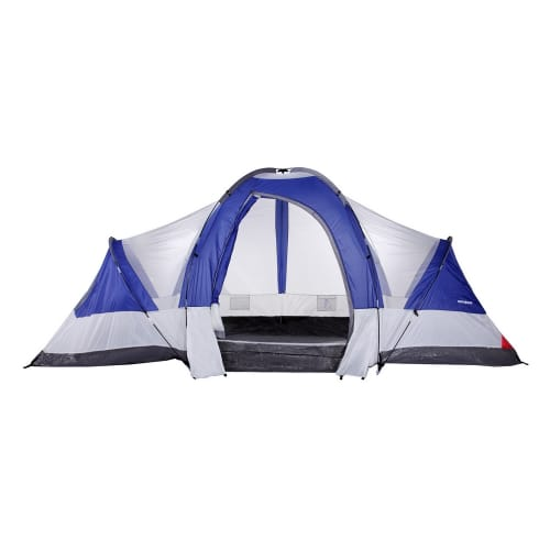 North Gear Deluxe 8 Person Family Tent