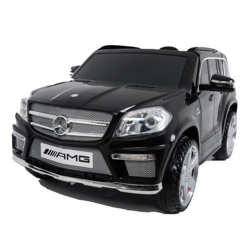 Mercedes by ZAAP Premium GL63 AMG Kids Electric Battery Toy Ride on Car with Suspension
