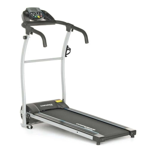 Confidence Fitness TP-1 Electric Treadmill Folding Motorized Running Machine