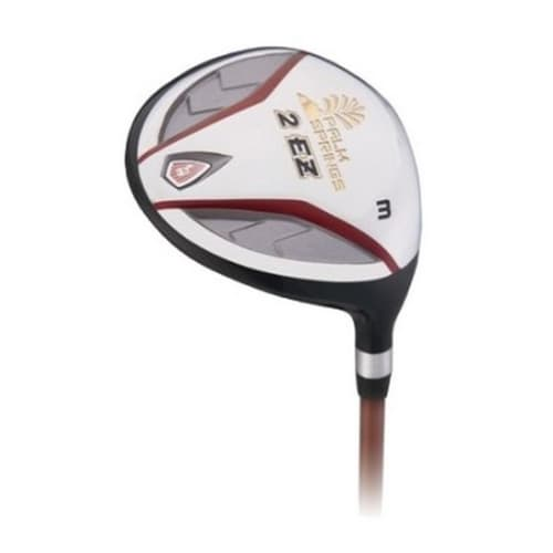 Palm Springs 2EZ Stainless Steel Titanium Fairway Wood - Lefty