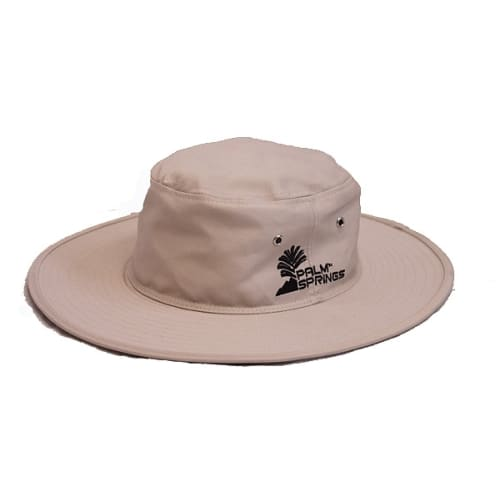 "Palm Springs ""Aussie"" Bucket Golf Hat"
