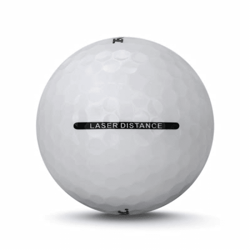 24 RAM Golf Laser Distance Golf Balls - White