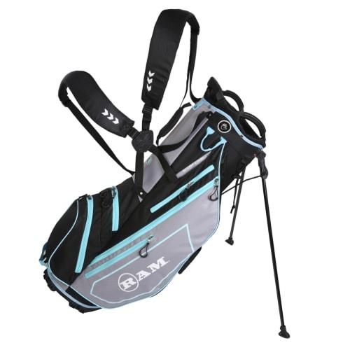 Ram Golf Ladies FX Lightweight Golf Stand Carry Bag