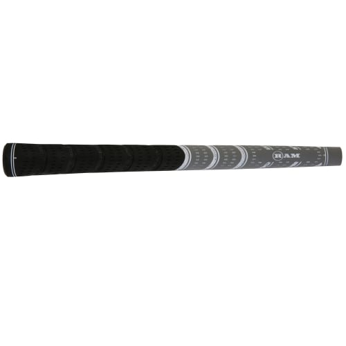 Ram FX Standard Golf Grip- Black/Grey