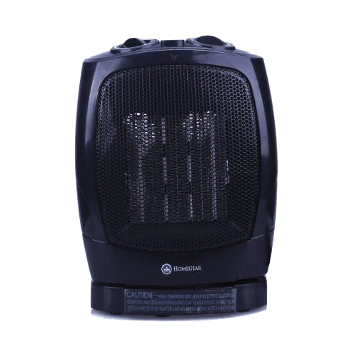 OPEN BOX Homegear 1500W Portable Ceramic Space Heater