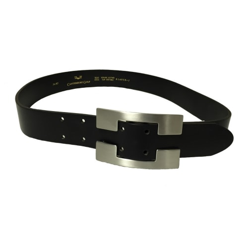 Sheldon Golf Mens Leather Belt