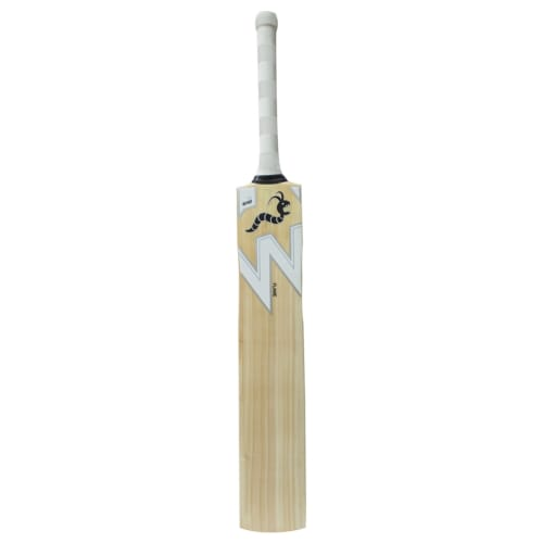 Woodworm Cricket Wand Flame Junior Cricket Bat, Size 4