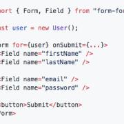 FormFor code sample