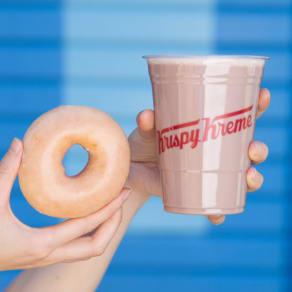 Krispy Kreme | Now open