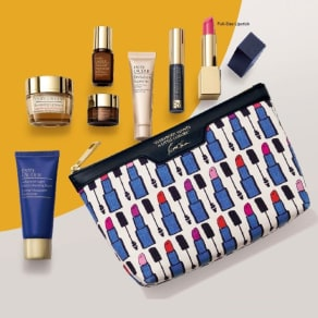 Receive an exclusive 8-piece skincare or makeup gift with any Estée Lauder purchase of $75 or more.
