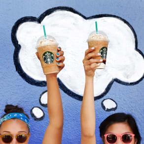 Frappuccino Happy Hour!