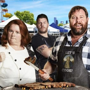 Win an double pass to see THE BBQ